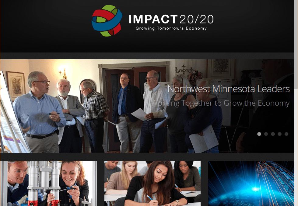 IMPACT 20/20 Website