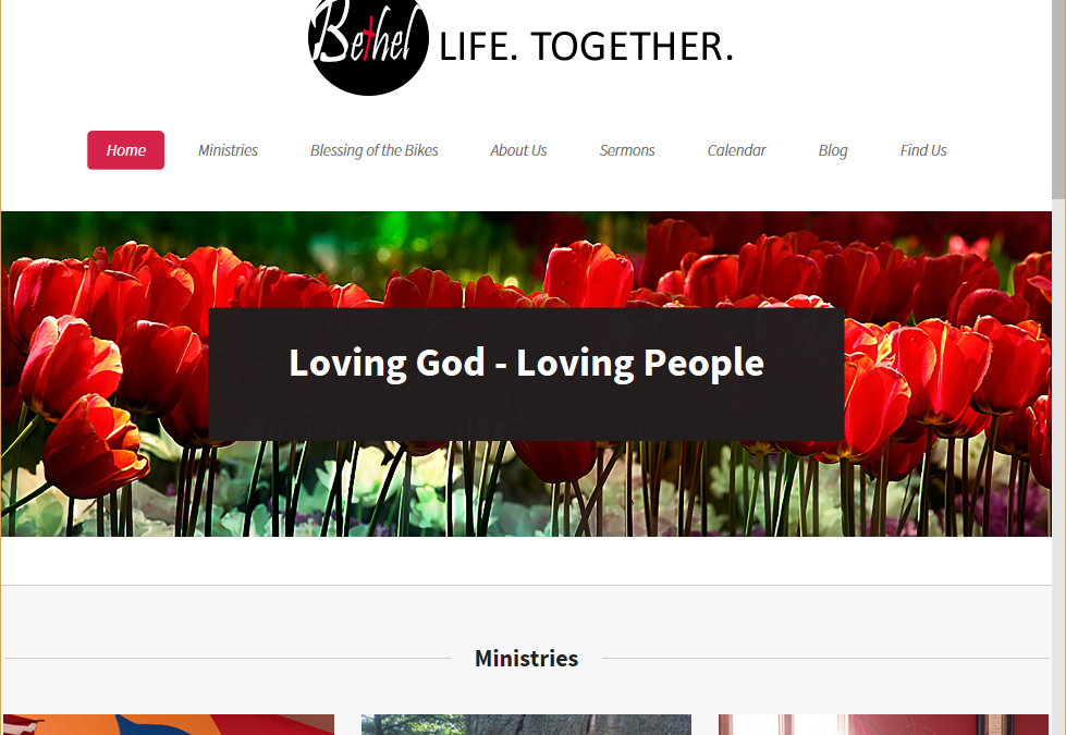 Bethel Assembly Website