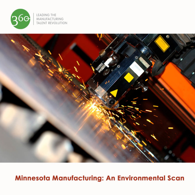 Environmental Scan: Manufacturing in Minnesota