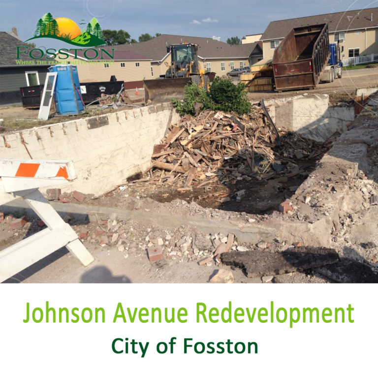 Johnson Avenue Redevelopment