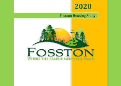 Fosston Housing Study